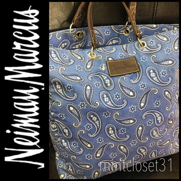 Neiman Marcus Handbags - Neiman Marcus Tote Bag